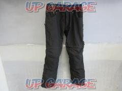 Size: L KOMINE (Komine) PK-819 Multi-weather riding pants VESPERO
