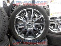 Try on free MARUKA SERVICE BROCKEN DS 510 + YOKOHAMA ECOS ES31 Wheel only ¥35090-