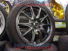 WORK (work) EMOTION (Emotion) RSα + BRIDGESTONE (Bridgestone) POTENZA RE71R