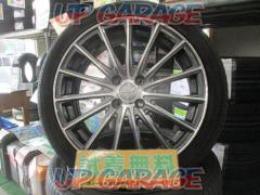 ◇ Free fitting ◇ Lehrmeister LM-S Spoke wheels + YOKOHAMA BluEarth-A