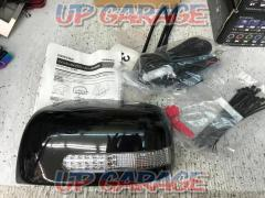 NISSAN Mirror Cover LH