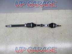 Lexus genuine (LEXUS) Front drive shaft Right only (RX / GYL25W)