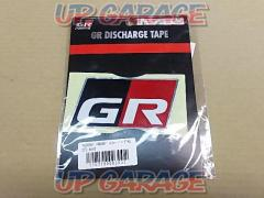 TRD GR discharge tape large MS373-0003