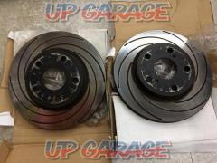 Unknown Manufacturer Slit Bronto Brake rotor NZE151 Corolla Rumion Auris