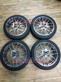BBS (BB es) RE-L2 RE5036 + GOODYEAR (Goodyear) EAGLE LS exe