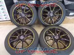 CROSS SPEED PREMIUM RS10 + GOODYEAR(グッドイヤー) RV-F
