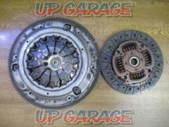 TOYOTA Made EXEDY Clutch + Clutch cover + Flywheel Three-piece set