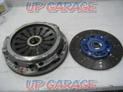 EXEDY (Exedy) Clutch cover + Ultra fiber discs + NISSAN genuine flywheel Dynamic balance processed Skyline GT-R / 32 late / 33