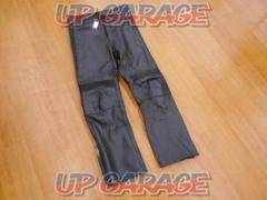Unknown Manufacturer Punching leather pants Size 36 inches