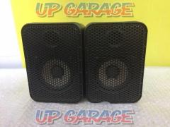 Unknown Manufacturer Place type speaker 2 pieces
