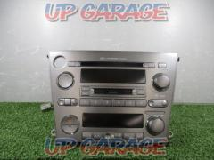 Subaru genuine Variant with 6-series CD changer CD / MD tuner