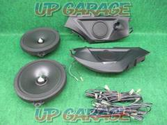 Front 3way in-vehicle speaker & tweeter panel set DL3-F180NVE-S 80 series Voxy / Esquire / Noah only Premium sound package
