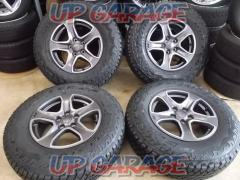 Jeep JL / Wrangler Unlimited Sports Genuine + BRIDGESTONE (Bridgestone)