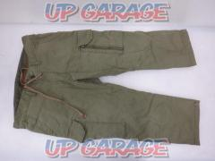 D3O without pad HYOD D3O CROPPED CARGO PANTS HYD523D Size: 33