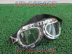 Unknown Manufacturer Goggles for half cap