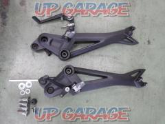 Monster 796 ('15 removed) DUCATI Genuine step & plate set