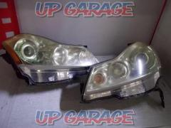 Nissan original (NISSAN) Fuga (Y50) genuine HID headlights 1 set (left and right)