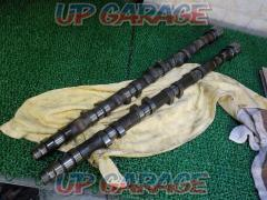 Nissan Skyline GT-R Genuine engine camshaft IN / OUT set