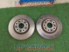 Toyota original (TOYOTA) JZA80 Supra genuine front disc rotor For repair and diversion