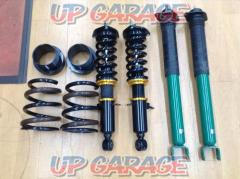 Unknown Manufacturer Full tap harmonic drive + TEIN Rear shock