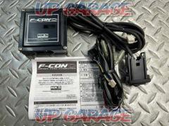 HKS F-CON D 42007-AK001 Fuel booster for diesel vehicles Toyota KDH2 ## 1KD-FTV 2007/08 - 2010/07 Hiace / Regius Ace