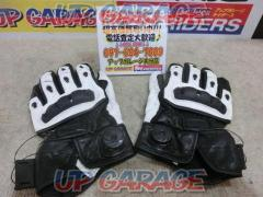 KNOX (Knox) Short Leather Gloves [Size XL]