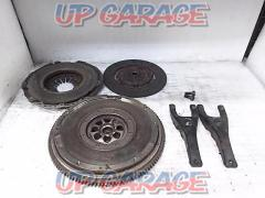 Subaru genuine BL5 Legacy Genuine clutch cover + disc + flywheel set