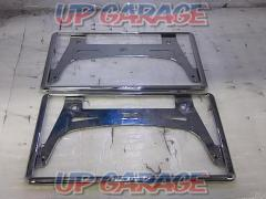 Nissan genuine License plate frame