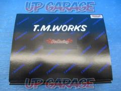 T M WORKS ProRacing UNICATE1 + PU003 dedicated harness