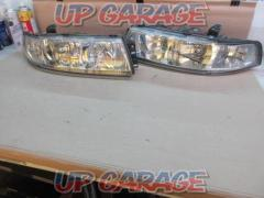 Unknown Manufacturer 4 clear headlights Mitsubishi Lancer Evolution 4/5/6 CN9A / CP9A