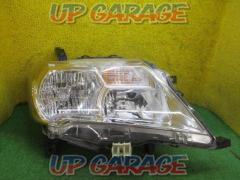 Only on the right side NISSAN C26 system Serena Previous term genuine headlight Right
