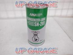 AMA Sludge synchronizer lab Engine oil line cleaning reinforcing agent SN-201