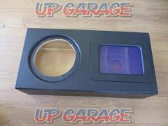 Unknown Manufacturer Self-made woofer BOX
