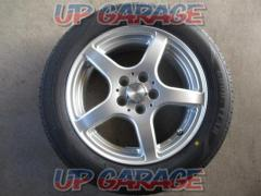YOKOHAMA/YFC GRASS SR + GOODYEAR EfficientGrip ECO EG01 (U03021)