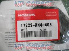 HONDA genuine Air cleaner cover seal