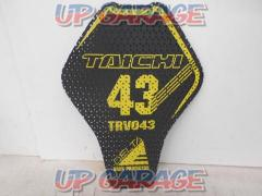 RSTaichi (RS Taichi) Delta Mesh Back protector General purpose