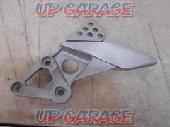 YAMAHA (Yamaha) Genuine left step plate FZR1000 ('87 -'88)