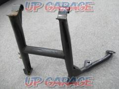 Genuine center stand Remove GPZ 900 R (A 10) KAWASAKI (Kawasaki)