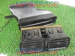 NISSAN Genuine air conditioner outlet / 66750 44F00