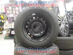 Delivered set Toyota genuine Hiace 200 series Genuine steel wheel + DUNLOP SP175N