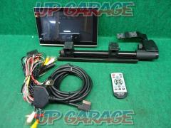 ALPINE PKG-M900A Package with 9V type WVGA monitor and headrest arm 2009 model]