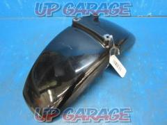HONDA Ape 50 genuine Front fender black