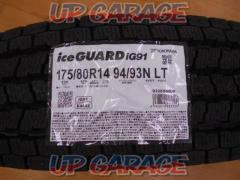 YOKOHAMA iceGUARD iG91 (manufactured in 2020) 2 pcs set
