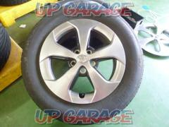 Toyota original (TOYOTA) 30 series Prius late microcosode original wheel + BRIDGESTONE (Bridgestone) NEXTRY