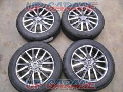 Toyota ZRR80W Noah / Voxy Si / Zs Previous term original wheel + WINRUN R380