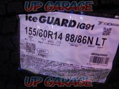 YOKOHAMA iceGUARD iG91 for VAN 4 pieces set