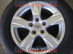 Toyota 30 Alphard original wheel + GOODYEAR EfficientGrip