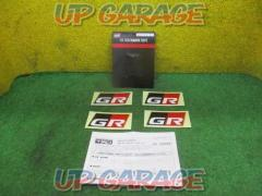 TOYOTA (Toyota) GR discharge tape 4 sheets set Product number: MS373-10001
