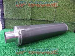 Unknown Manufacturer Carbon silencer 60.5mm