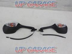 Unknown Manufacturer With turn signal Cowling mirror left right set